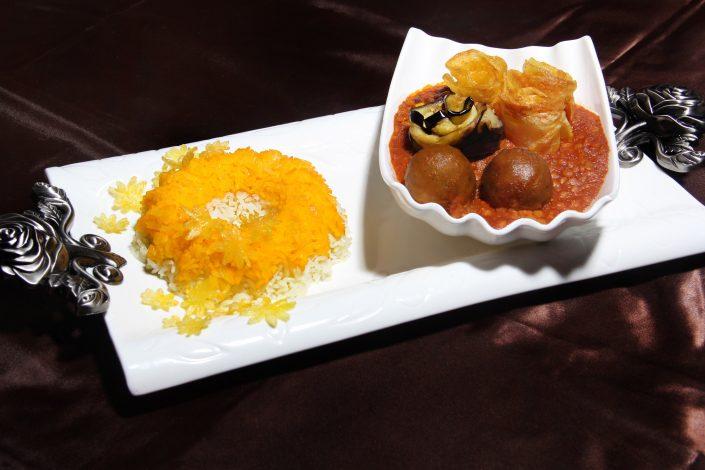انواع غذای ایرانی